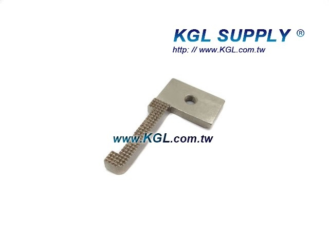 S43442-0-01 Work Clamp (L) 25x2.3mm