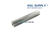 PR62 6 INCH Knurled Roller, 1/2 Bore