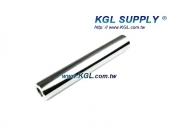 PR64 12 INCH Plain Roller, 1/2 Bore
