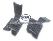 HM4-3 Roller Feet width 25mm, needle hole 14.7mm