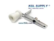0064252 Elastic Tape Lower Roller, C. Set(2)