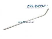 3120245 Elastic Tape Front Roller Holding Shaft