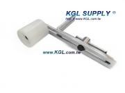 3501090 Elastic Tape Front Roller, C. Set